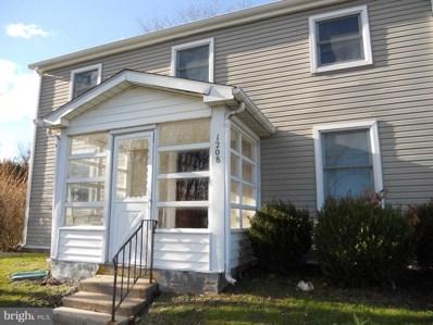 1208 Hilltown Pike, Hilltown, PA 18927 - #: PABU204060