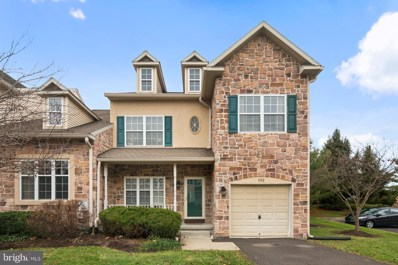102 Lantern Court UNIT 25, Yardley, PA 19067 - #: PABU204212