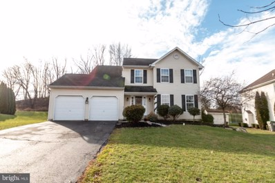 128 Springfield Drive, Sellersville, PA 18960 - #: PABU306548