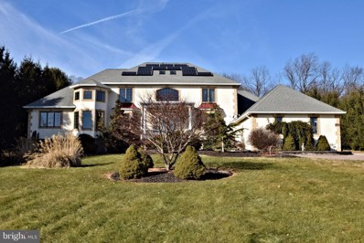 5732 Carversville Road, Doylestown, PA 18902 - #: PABU308096