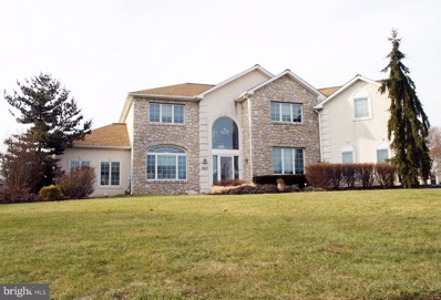 150 Whitney Lane, Richboro, PA 18954 - #: PABU308322