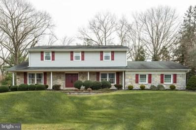1309 University Drive, Yardley, PA 19067 - MLS#: PABU364480