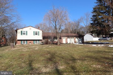 594 Hollow Horn Road, Ottsville, PA 18942 - #: PABU400292