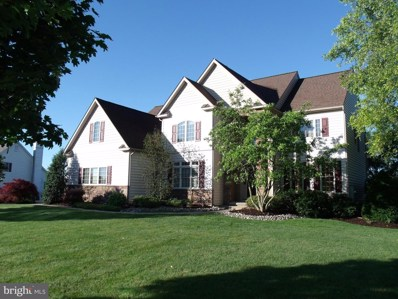 109 Peach Blossom Lane, Warminster, PA 18974 - #: PABU442928
