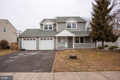 463 Pheasant Lane, Fairless Hills, PA 19030 - #: PABU443146