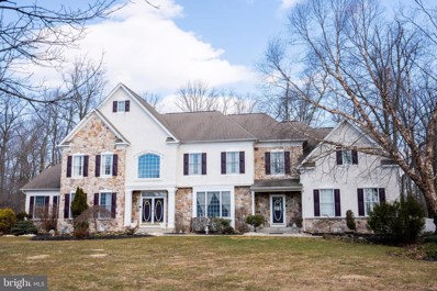 5 Pickering Drive, Newtown, PA 18940 - #: PABU443900