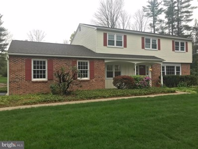 53 S Southwoods Lane, Doylestown, PA 18901 - #: PABU444242