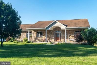 941 Deer Run Road, Ottsville, PA 18942 - #: PABU444752