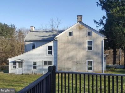 171 Durham Nox Road, Kintnersville, PA 18930 - #: PABU463818