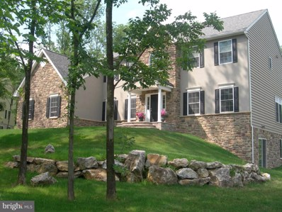 1478 Big Oak Road, Yardley, PA 19067 - #: PABU463924