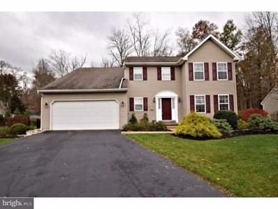 387 Beechwood Drive, Sellersville, PA 18960 - #: PABU464250