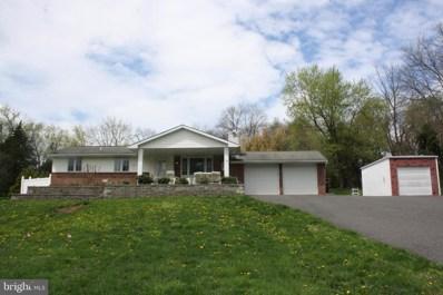 588 Hollow Horn Road, Ottsville, PA 18942 - #: PABU464296