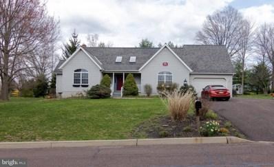41 Creekview Drive, Perkasie, PA 18944 - #: PABU464534