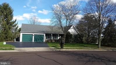 42 Greenleaf Circle, Perkasie, PA 18944 - #: PABU465250