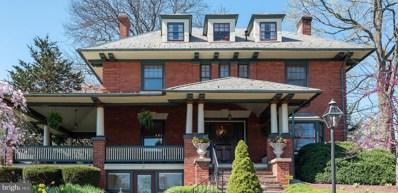 21 E Ashland Street, Doylestown, PA 18901 - MLS#: PABU465976