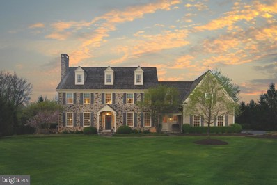 1739 Lookaway Court, New Hope, PA 18938 - #: PABU466236