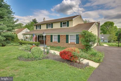 11 Upton Lane, Yardley, PA 19067 - #: PABU466792