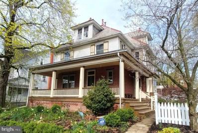 142 N 6TH Street, Perkasie, PA 18944 - #: PABU466868