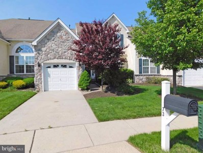73 Betts Drive, Washington Crossing, PA 18977 - MLS#: PABU467968