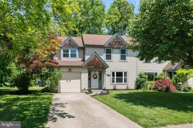 1353 Apple Blossom Drive, Yardley, PA 19067 - #: PABU468050