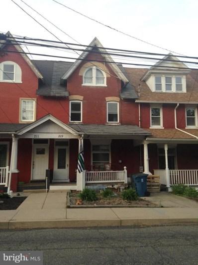 209 S Main Street, Trumbauersville, PA 18970 - #: PABU468448