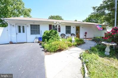 50 Incurve Road, Levittown, PA 19057 - #: PABU469864
