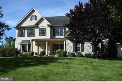 802 Princeton Drive, Warrington, PA 18976 - #: PABU470696
