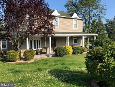 112 Elmwood Road, Fairless Hills, PA 19030 - #: PABU472172