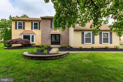 1478 Heather Circle, Yardley, PA 19067 - #: PABU472648