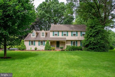 215 Sandy Knoll Drive, Doylestown, PA 18901 - MLS#: PABU473060