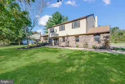 115 Meadow View Drive, Newtown, PA 18940 - #: PABU474020