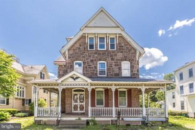 318 E Washington Avenue, Newtown, PA 18940 - #: PABU474050