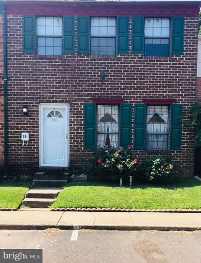 59 Providence Avenue, Doylestown, PA 18901 - #: PABU475058