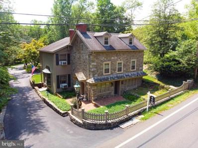 880 Pebble Hill Road, Doylestown, PA 18901 - #: PABU475798