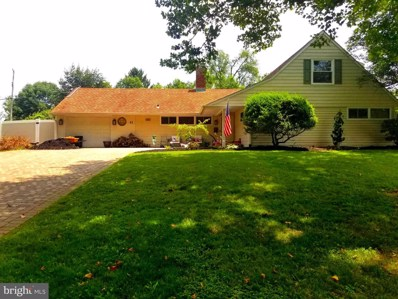 42 Red Ridge Road, Levittown, PA 19056 - #: PABU475902