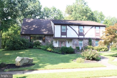 414 Kathryn Court, Yardley, PA 19067 - #: PABU478166