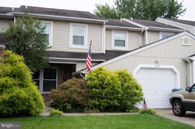 1377 Pepperbush Court, Yardley, PA 19067 - #: PABU478250