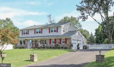 112 Schan Drive, Churchville, PA 18966 - #: PABU478448