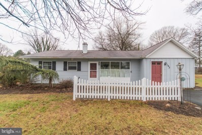 163 Cedar Drive, Doylestown, PA 18901 - #: PABU480774