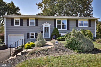 855 Fern Road, Warminster, PA 18974 - #: PABU481578