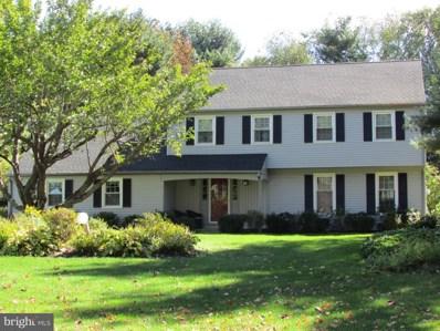 348 Sandy Knoll Drive, Doylestown, PA 18901 - #: PABU481782