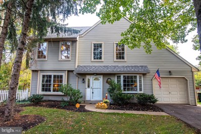 12 Pinetree Court, Newtown, PA 18940 - #: PABU482142