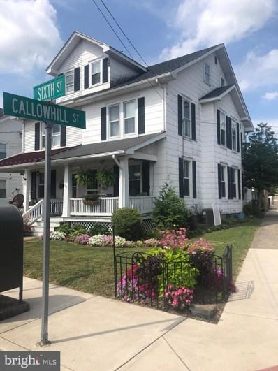 328 N 6TH Street, Perkasie, PA 18944 - #: PABU482554