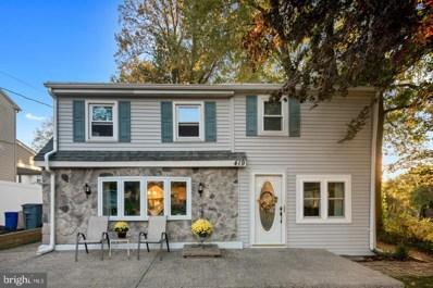 419 Rosewood Avenue, Feasterville Trevose, PA 19053 - #: PABU482614