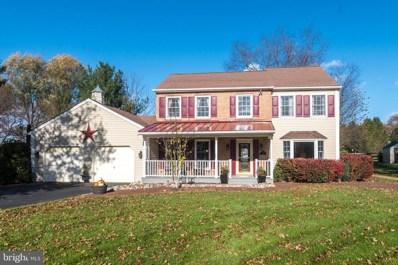 110 Ridgeview Lane, Doylestown, PA 18901 - #: PABU484098