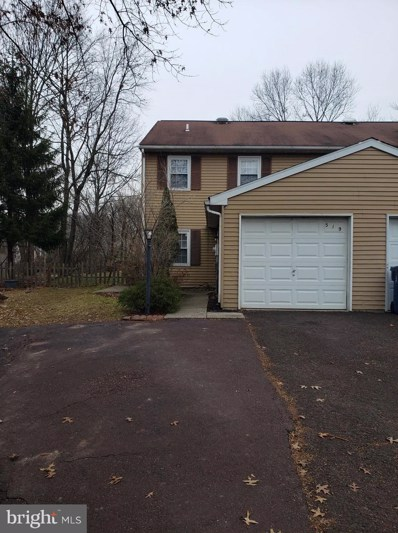 519 Heather Drive, Telford, PA 18969 - #: PABU484632