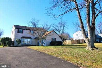 160 E Elizabeth Lane, Richboro, PA 18954 - #: PABU485606