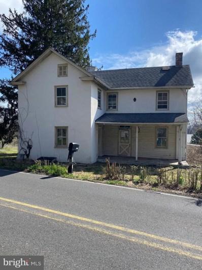 2229 Gallows Hill Road, Kintnersville, PA 18930 - #: PABU487652