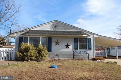 24 Teaberry Lane, Levittown, PA 19054 - MLS#: PABU488256
