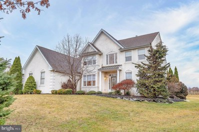 651 Glen Meadow Road, Richboro, PA 18954 - #: PABU489226